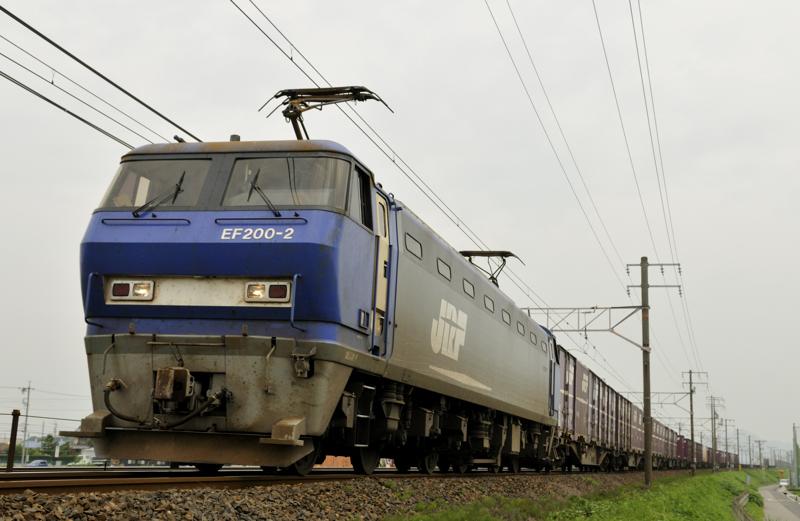 7090レ EF200-2号機