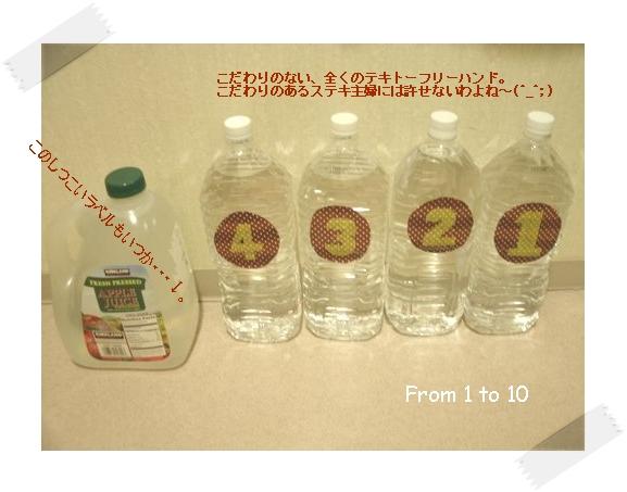 汲み置き水-3