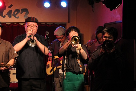 on Trumpet♪