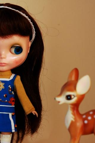 blythe,deer,bambi