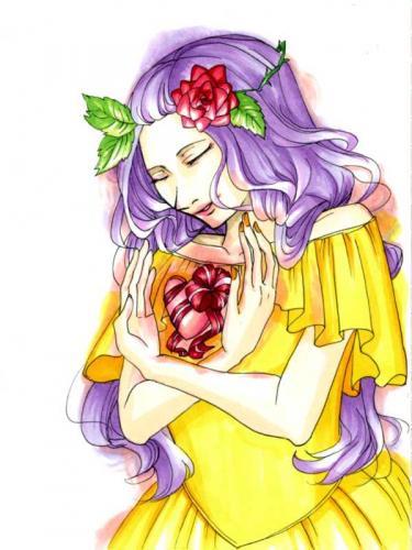 バレンタインの女神