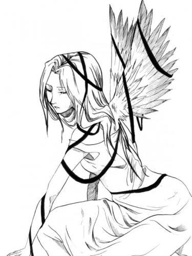 孤立する天使