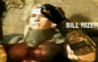 ビルが主人公に