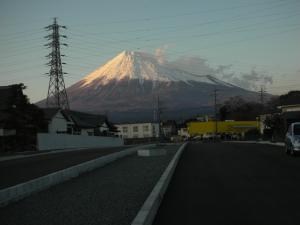 富士山 4/6
