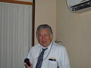 マイクハナサナーズ(専務)