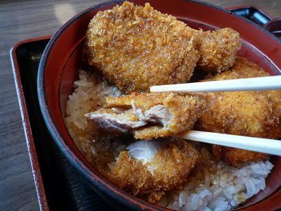 上ロースソースカツ丼2