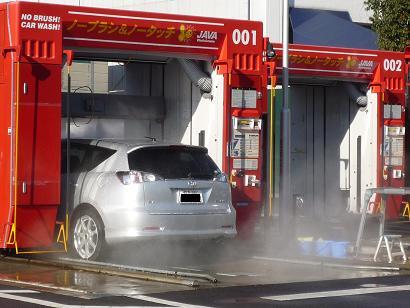 JAVA高圧水洗車