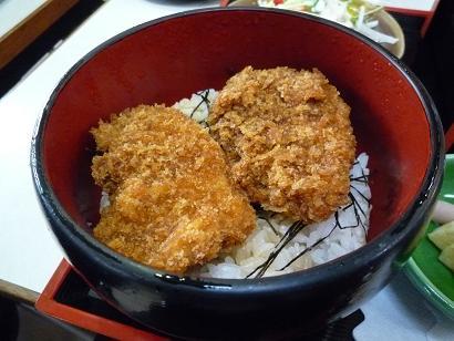 ヒレソースカツ丼2