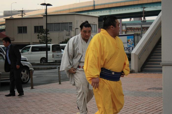 安馬(あま)改め大関日馬富士(はるまふじ)