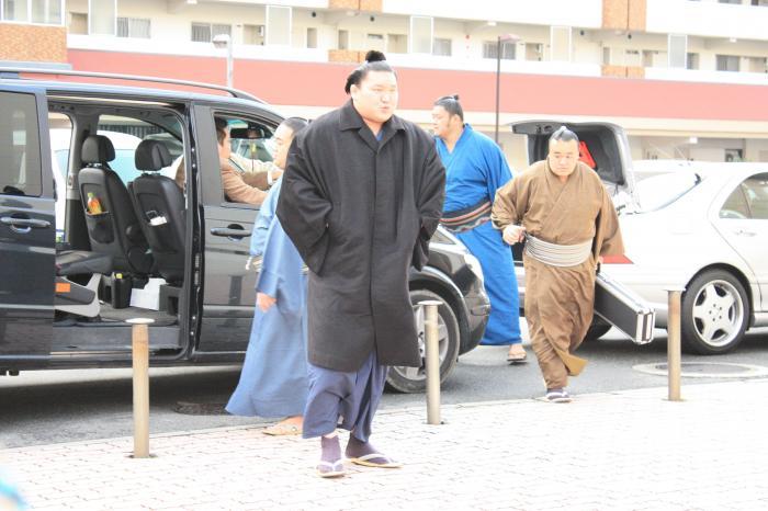 第69代横綱 白鵬翔