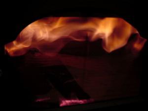 オーロラ燃焼