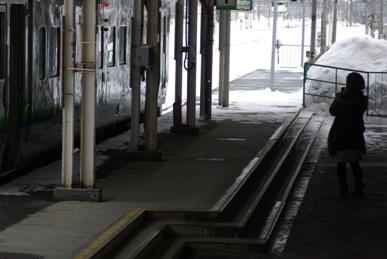 北のローカル駅2