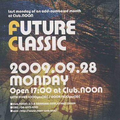 FUTURE CLASSIC 0928