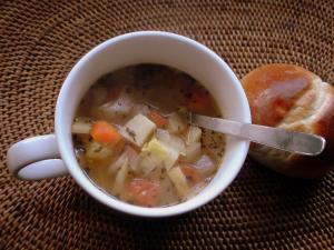 野菜SOUP!