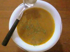 カレー味豆SOUP♪