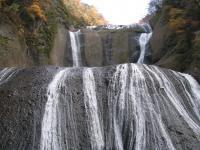 旧観瀑台より
