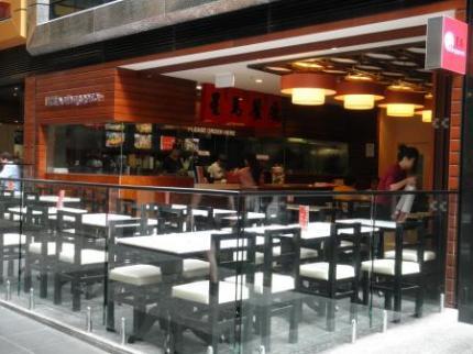 シンガポールレストラン