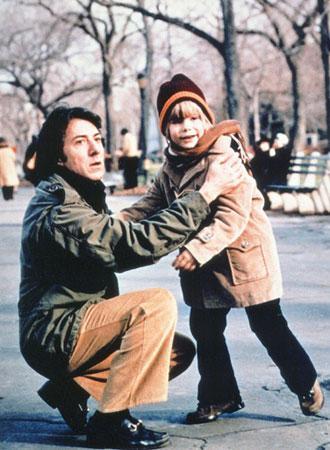 父親のテッドと息子のビリー