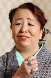 栗本薫(2005年撮影)