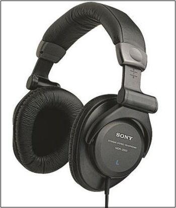 SONY MDR-Z600