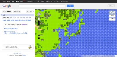 Googlemaps for NES