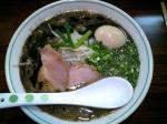 ぶぃスリー ラーメン+味玉 08.12.30