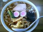 みやご食堂 中華そば太麺 09.2.8