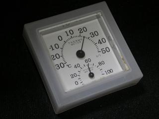 湿度計・角型