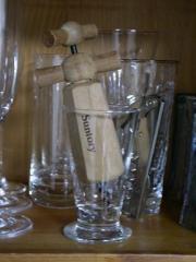 ウッドオープナーinグラス