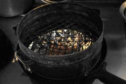 中華なべ・チップ+焼き芋器