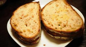 a4ライ麦ブレッドサンド2種