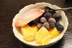 a4追加・冷凍フルーツ