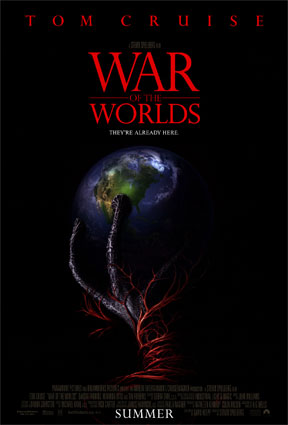 War of the Worlds - Advance Poster