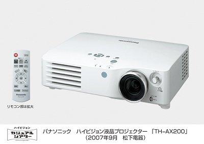 TH-AX200