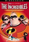03/15 The Incredibles (Widescreen 2-Disc Collector's Edition)  「Mr.インクレディブル」(2枚組) 監督・脚本:ブラッド・バード/声の出演:クレイグ・T・ネルソン、ホリー・ハンター、サラ・ヴォーウェル
