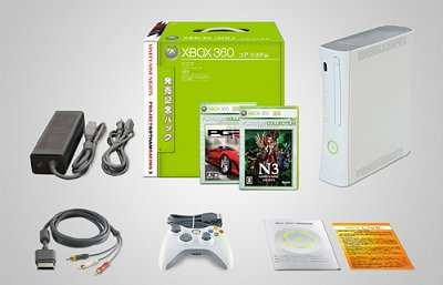 Xbox 360 コアシステム 発売記念パック