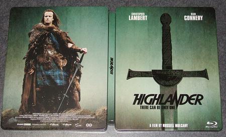 英国盤BD「グラン・トリノ」と「ハイランダー 悪魔の戦士」 Cinema Kingdom Blog
