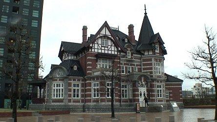門司港レトロ 国際友好記念図書館