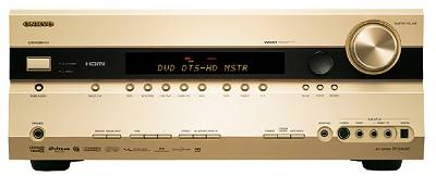 写真は「TX-SA805」。「TX-SA605」はボディがシルバー