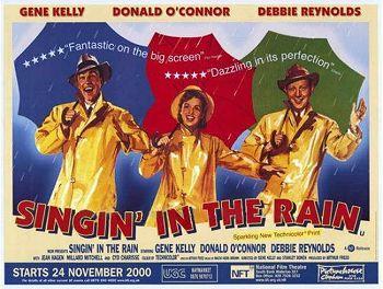 雨に唄えば Singin' in the Rain