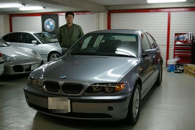 BMW320i highline
