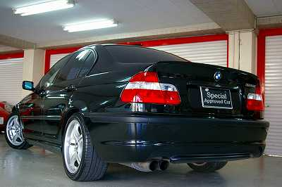 E46 BMW 320i Mスポーツ