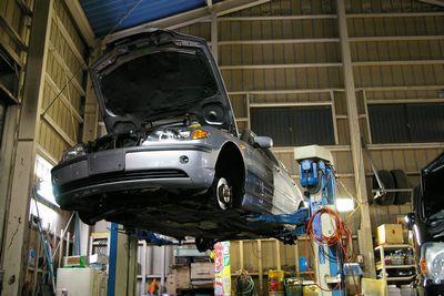 BMW320iハイライン