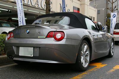 BMW Z4 2.2i BT22