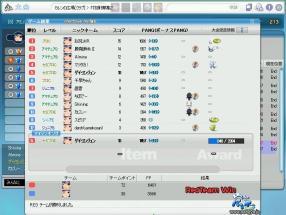 箱入りアリンさんとマッチ戦一次会RS9h(WizWiz)結果