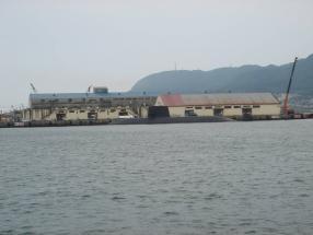 潜水艦(形式不明)