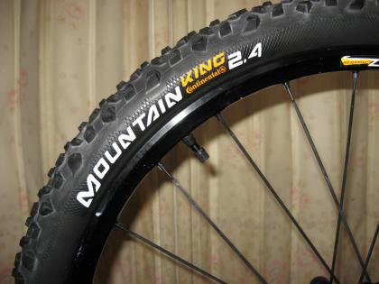 CONTINENTAL MOUNTAIN KING UST 2.4