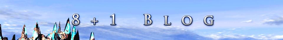8+1Blog アニメやゲームの感想、たまに政治や日記、らくがきなど。