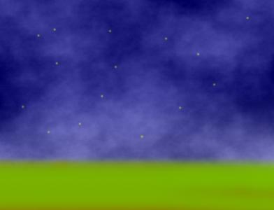simple 夜空