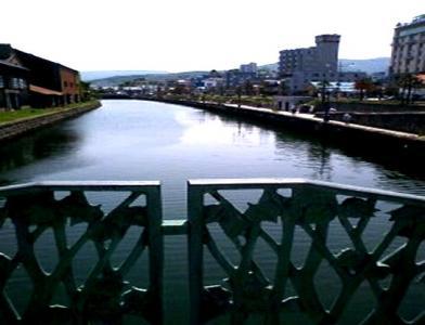 清涼流るる運河